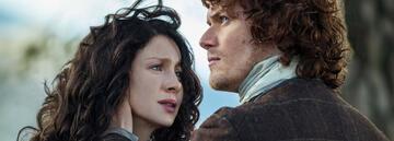 Claire und Jamie müssen sich verabschieden