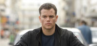 Hat noch nicht unterschrieben: Matt Damon. Szene ausDas Bourne Ultimatum