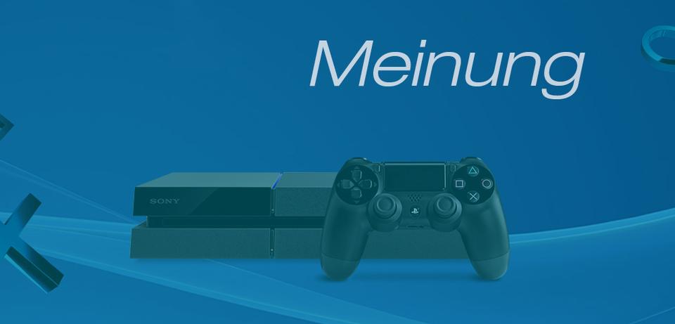 Die aktuelle PS4