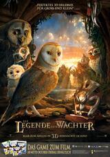 Die Legende der Wächter - Poster
