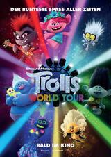 Trolls World Tour - Poster