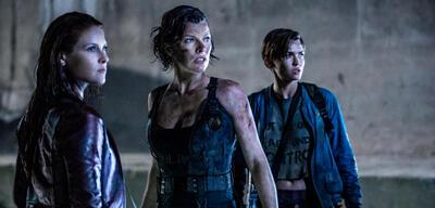 Resident Evil 6 mit Ali Larter, Milla Jovovich & Ruby Rose