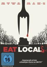 Eat Locals - Poster