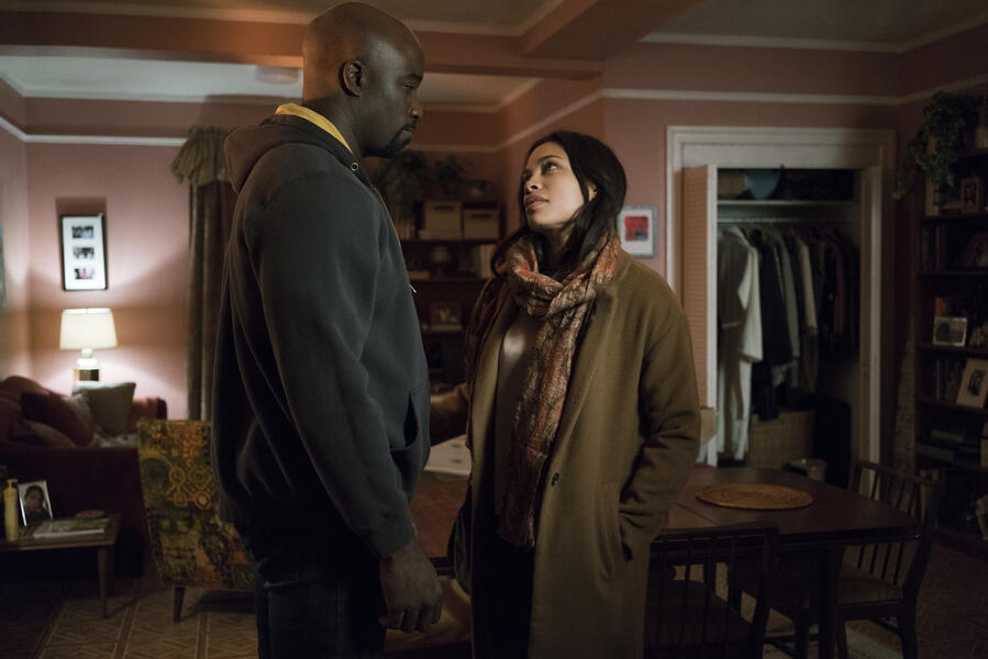 Marvel's The Defenders, Marvel's The Defenders Staffel 1 mit Rosario Dawson und Mike Colter