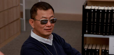 Wong Kar-wai in der Dokumentation The First Monday in May