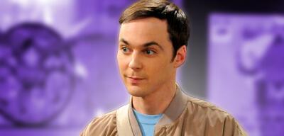 Jim Parsons in The Big Bang Theory