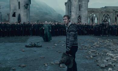 Harry Potter und die Heiligtümer des Todes 2 mit Matthew Lewis - Bild 5