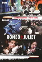 William Shakespeares Romeo + Julia Poster