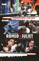 William Shakespeares Romeo + Julia - Poster