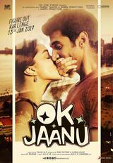 OK Jaanu - Poster