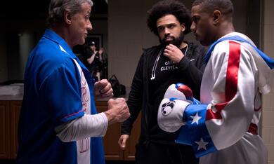 Creed II mit Sylvester Stallone und Michael B. Jordan - Bild 12