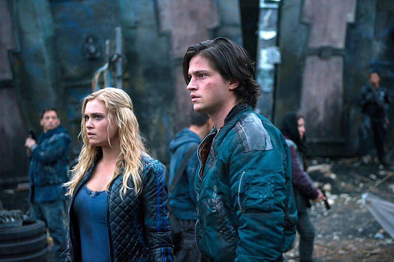 The 100 Staffel 2