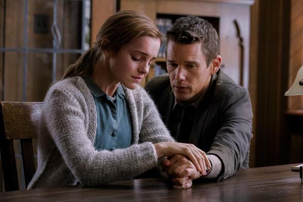 Regression mit Emma Watson und Ethan Hawke