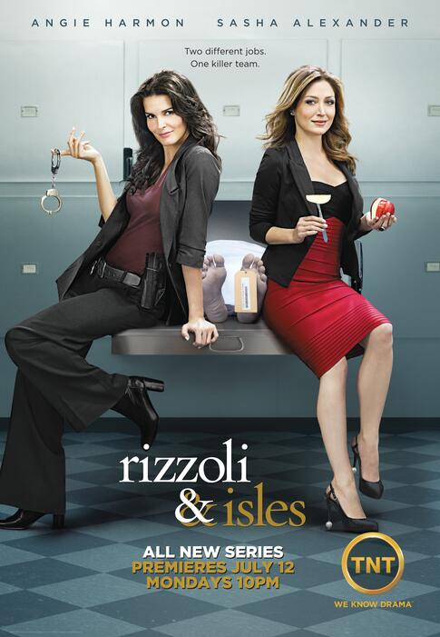 rizzoli and isles online schauen