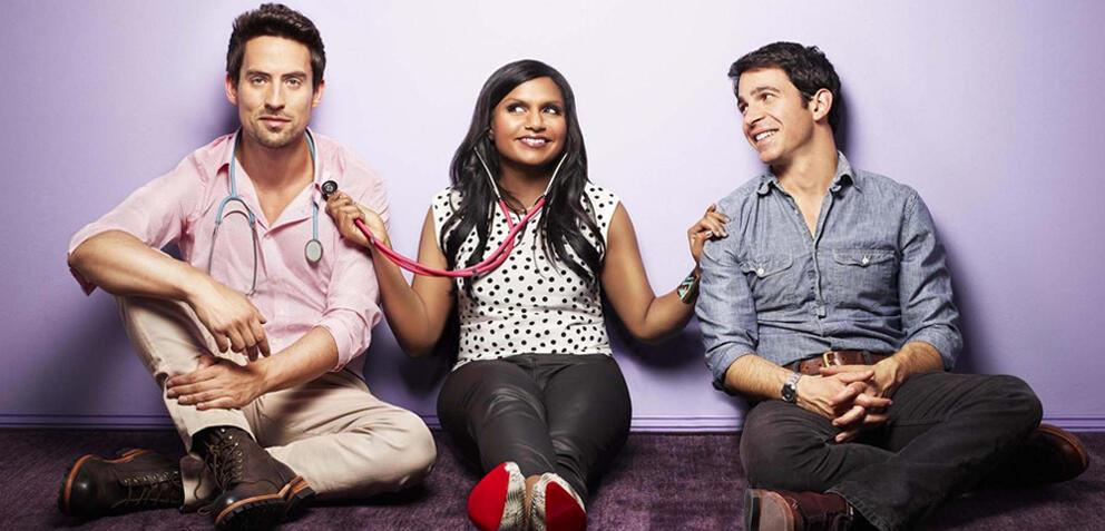 Mindy Kaling erobert mit neuer Comedy-Serie NBC