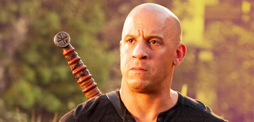 The Last Witch Hunter mit Vin Diesel