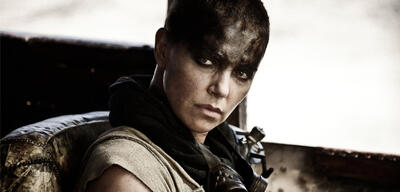 Charlize Theron als Furiosa