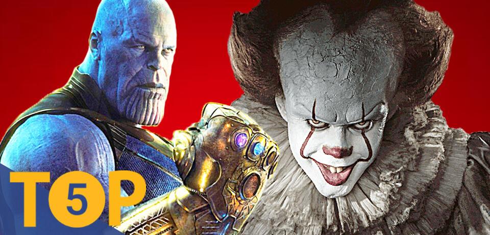 Thanos und Pennywise