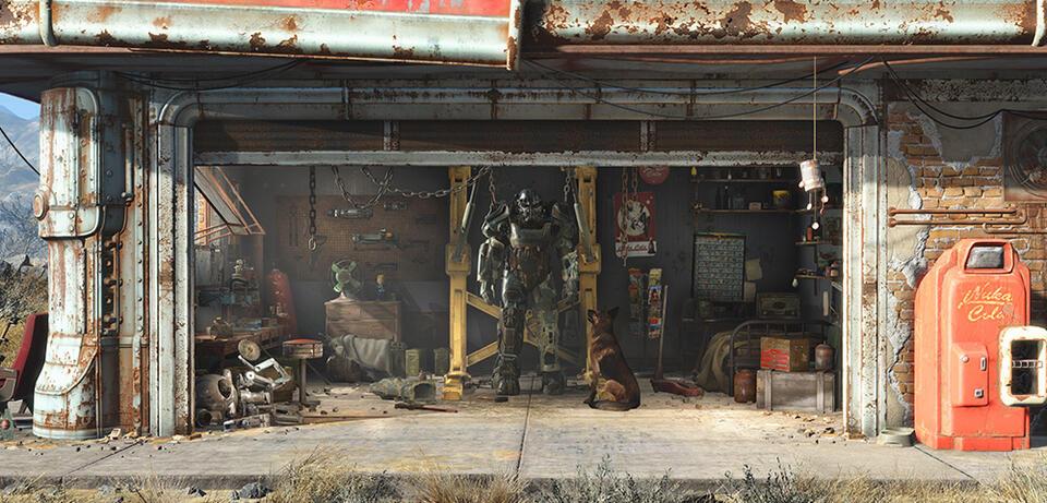 Fallout 4 wurde endlich enthüllt