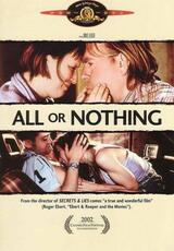All or Nothing - Poster