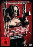 Bring me the head of machine gun woman cover