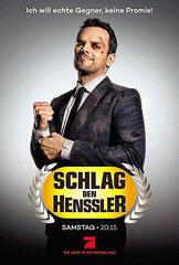 Schlag den Henssler-Poster