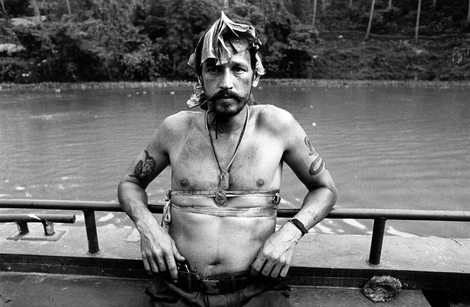Apocalypse Now mit Frederic Forrest