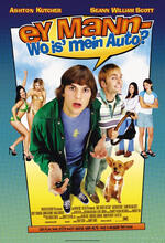 Ey Mann - Wo is' mein Auto!!? Poster