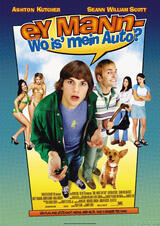 Ey Mann - Wo is' mein Auto!!? - Poster