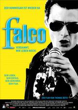 Falco - Verdammt wir leben noch - Poster