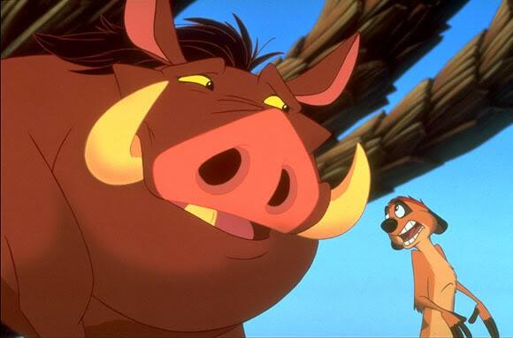 Timon Und Pumbaa Intro Deutsch Hd