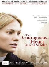 The Courageous Heart of Irena Sendler - Poster