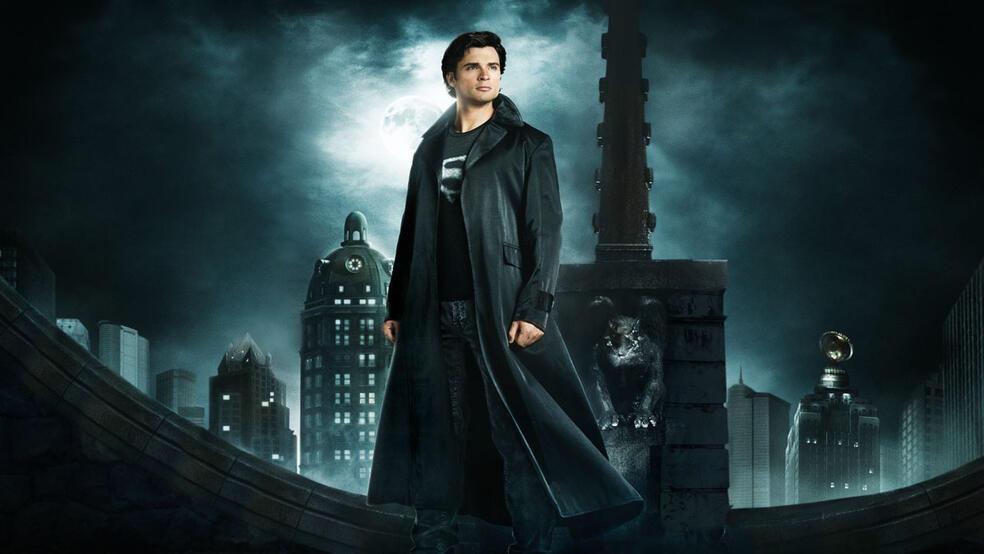 Smallville mit Tom Welling