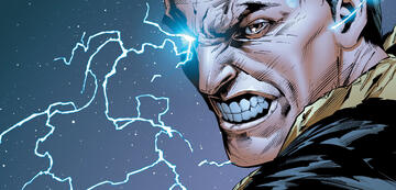 In den Comics mitunter ziemlich brutal: Black Adam