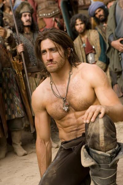 Prince of Persia: Der Sand der Zeit mit Jake Gyllenhaal