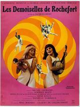 Die Mädchen von Rochefort - Poster