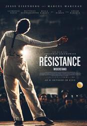 Résistance - Widerstand Poster
