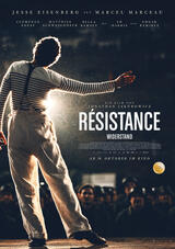 Résistance - Widerstand - Poster