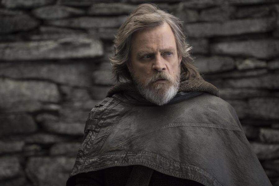 Star Wars: Episode VIII - Die letzten Jedi mit Mark Hamill