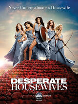 Desperate Housewives - Staffel 6 - Poster