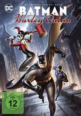 Batman und Harley Quinn - Poster