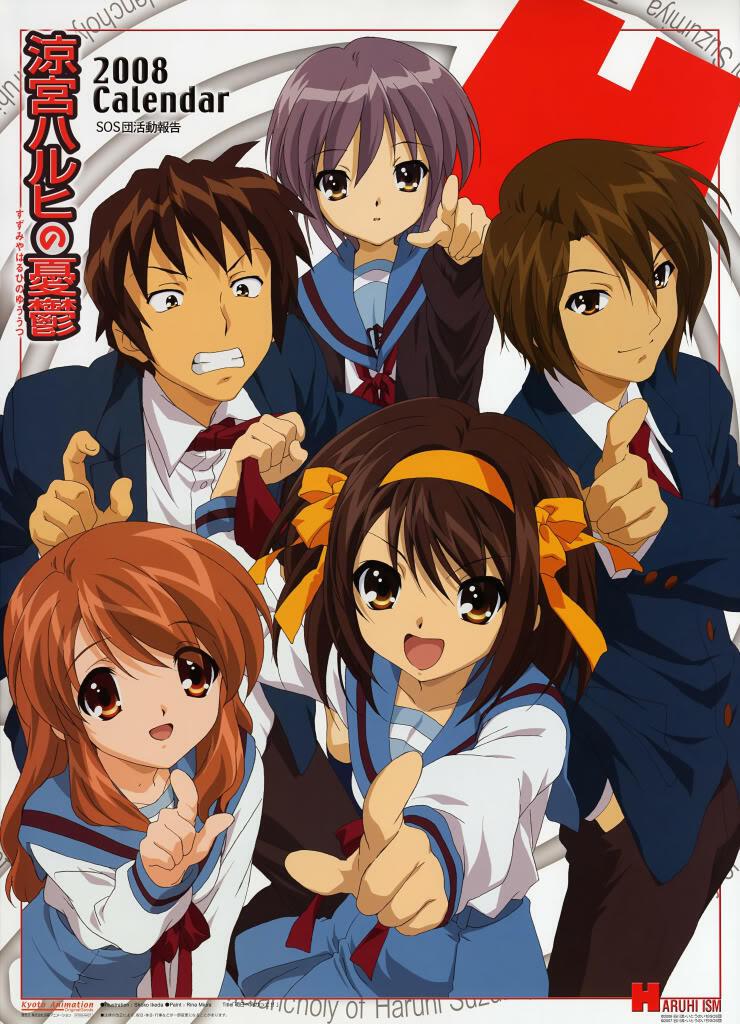 Das Verschwinden Der Haruhi Suzumiya Stream