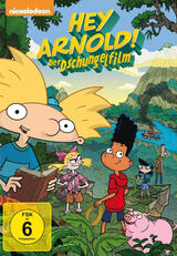 Hey Arnold: Der Dschungelfilm - Poster