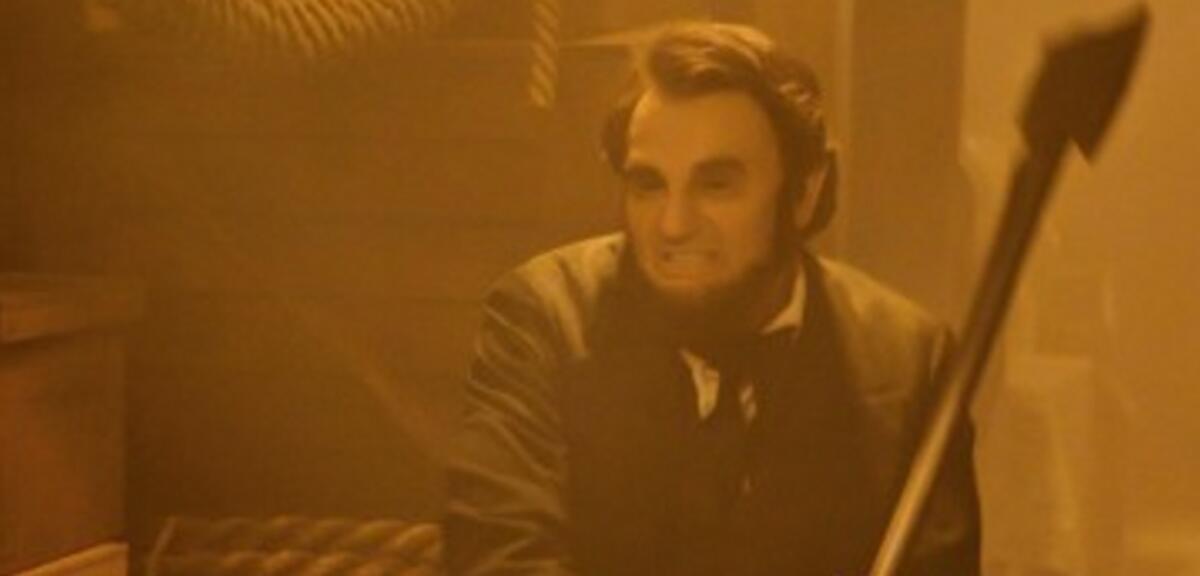 Abraham Lincoln Vampirjäger Stream