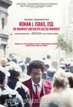 Roman J. Israel, Esq. - Die Wahrheit und nichts als die Wahrheit Poster