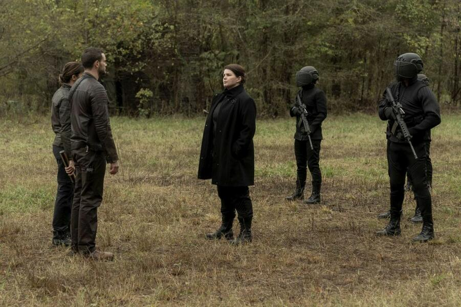 The Walking Dead: World Beyond, The Walking Dead: World Beyond - Staffel 1 mit Julia Ormond und Nico Tortorella