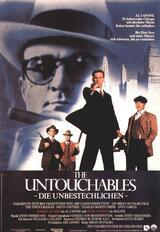 The Untouchables - Die Unbestechlichen - Poster
