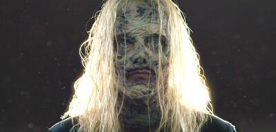 Samantha Morton als Alpha in The Walking Dead