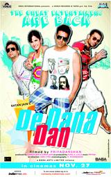 De Dana Dan - Poster