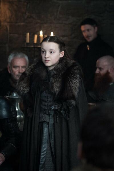 Game of Thrones Staffel 7 mit Bella Ramsey